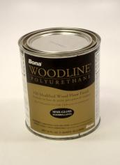 Bona Woodline Oil Based Polyurethane and DriFast Sealer Hardwood Floor Finish