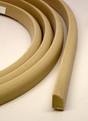 Chicago Hardwood Flexible Base Trim and Moulding