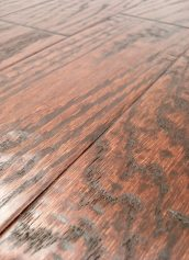 LW Mountain Hardwood Floors Prefinished Distressed Click Engineered Hardwood Flooring