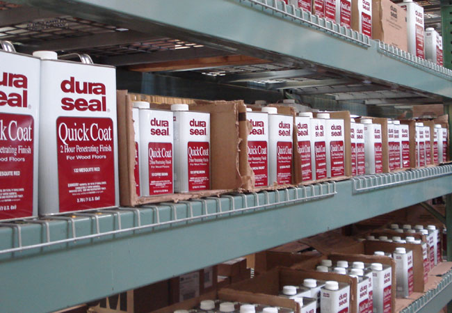Dura Seal Quick Coat Penetrating Finish Stain
