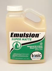 Basic Coatings Emulsion Water Based Wood Floor Finish