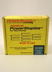 Powernail PowerStaples Flooring Staples