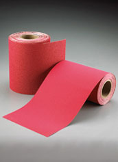 Norton Abrasives Red Heat Drum Sander Paper 12 Inch x 25 Yard